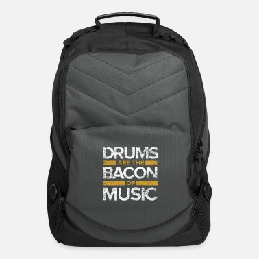 Bacon Drums - Computer Backpack