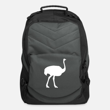 People Ostrich - Computer Backpack
