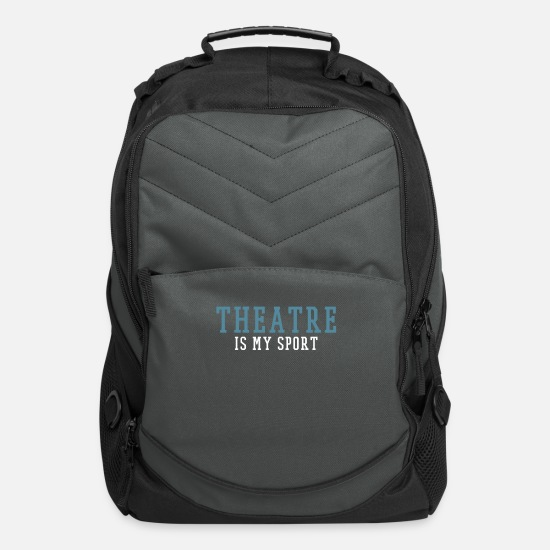 Broadway Bags & Backpacks - Theater - Computer Backpack charcoal