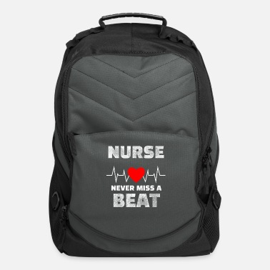 Nurse Nurse - Computer Backpack