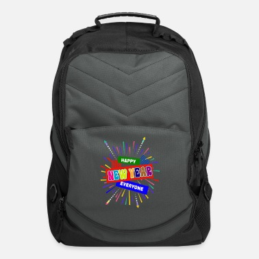 New Years Day New Year - Computer Backpack