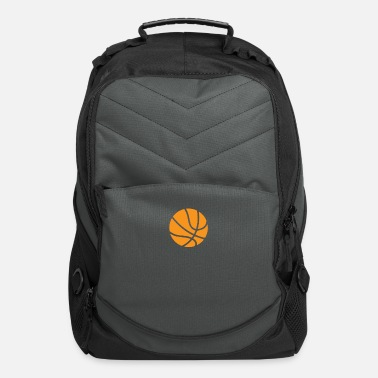 Basketball Player Basketball T-shirt for basketball players - Computer Backpack
