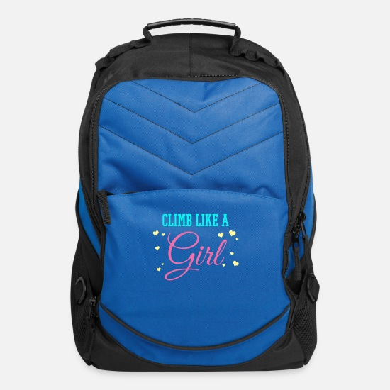Sports Bags & Backpacks - Climbing - Computer Backpack royal blue