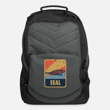 Seal Seal - Computer Backpack