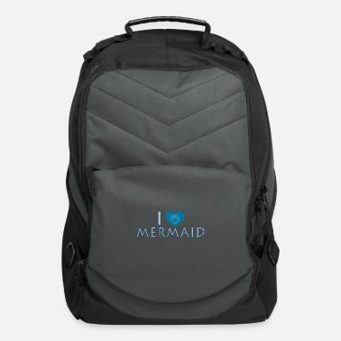Mermaid Mermaid - Computer Backpack
