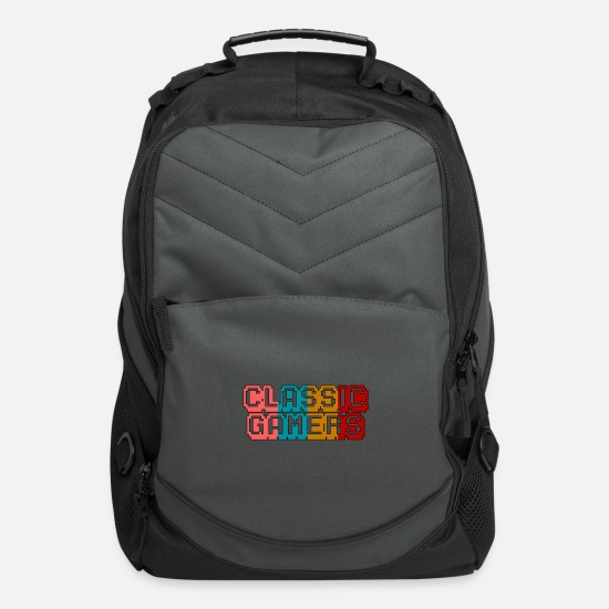 Game Bags & Backpacks - Gaming - Computer Backpack charcoal