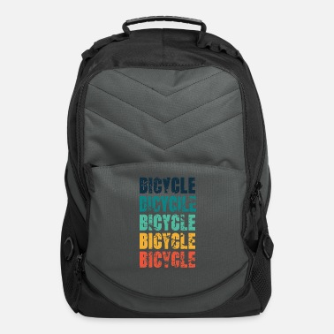 Bicycle BICYCLE BICYCLE BICYCLE BICYCLE BICYCLE - Computer Backpack