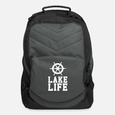 Motorboat Motorboat - Computer Backpack