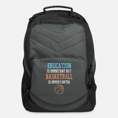 Basketball Player Basketball Player - Computer Backpack
