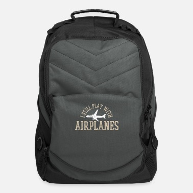 Airplane Airplane Airplane - Computer Backpack