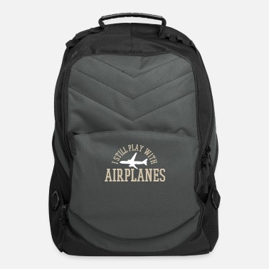 Airplane Airplane - Computer Backpack