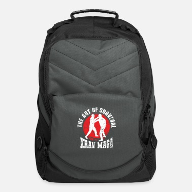 Self Defense Krav Maga Self Defense - Computer Backpack