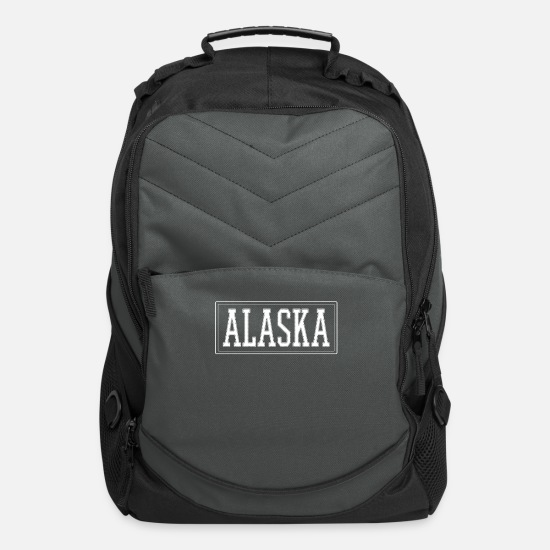 Alaska Bags & Backpacks - Alaska - Computer Backpack charcoal
