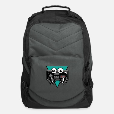 Gaming Gaming Controller Nerdy - Computer Backpack