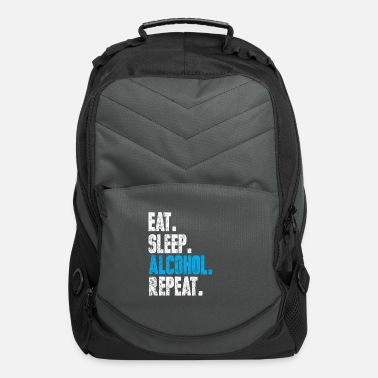 Celebration Drink alcohol repeat - Computer Backpack