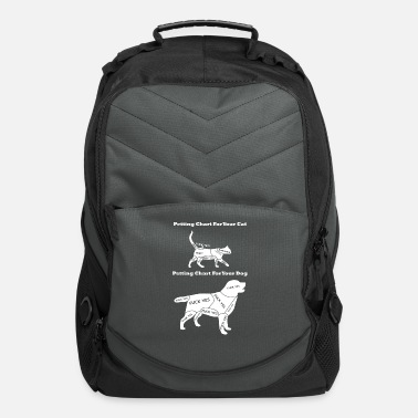 Pet Pet Petting Table - Computer Backpack