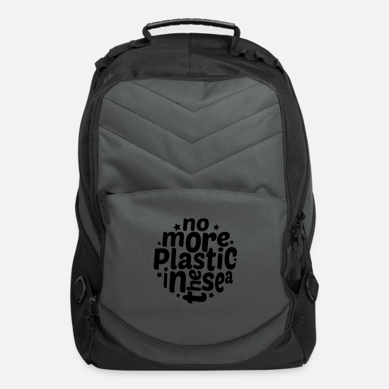 Conservation Bags & Backpacks - nature conservation - Computer Backpack charcoal