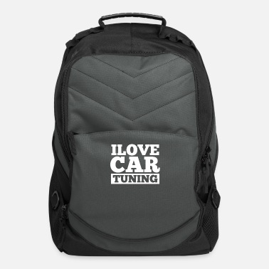 Tuner Car Tuner - Computer Backpack