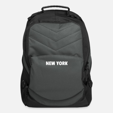 New York New York - Computer Backpack