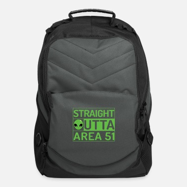 Area 51 Funny Area 51 - Computer Backpack