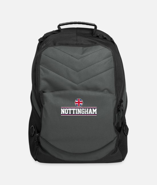 Nottingham Bags & Backpacks - Nottingham - Computer Backpack charcoal