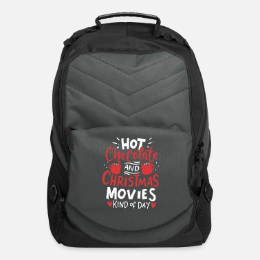 Movies Christmas Movie Hot Chocolate - Computer Backpack