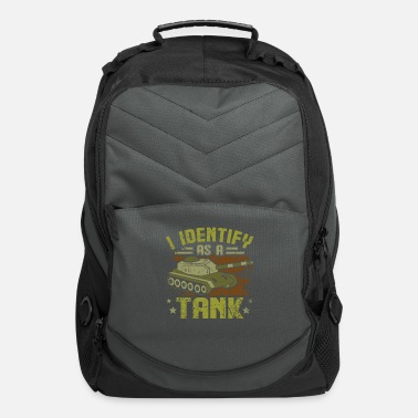 Tank Tank - Computer Backpack
