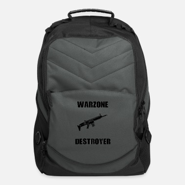 Prison Warzone, Battle Royale, squad play, Game, shooter - Computer Backpack
