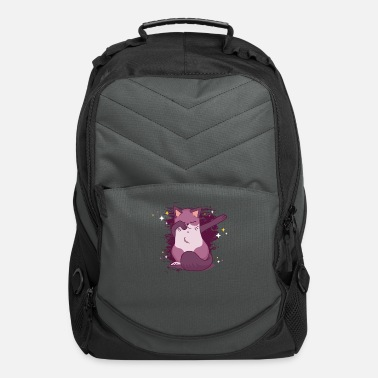 Dab Posing Cat Dabbing Dab Pose Birthday Gift Catlover - Computer Backpack