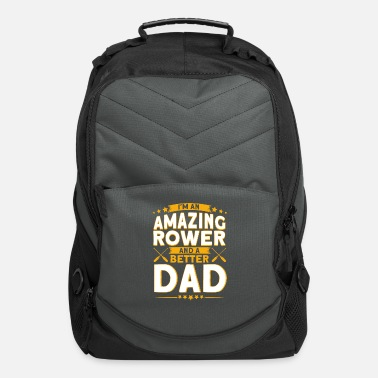 Rower Rower Rowing Rowing Crew Gift - Computer Backpack
