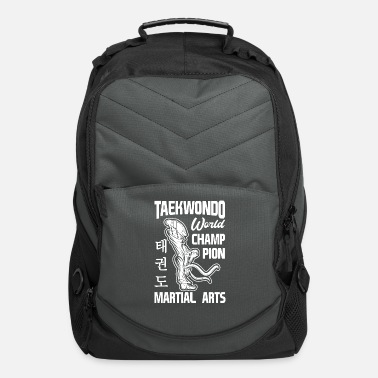 Knuckle MMA Muay Thai Kickboxing Boxing Karate - Computer Backpack