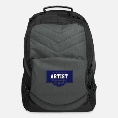 Fine Artist - Recommended - Certified - Computer Backpack