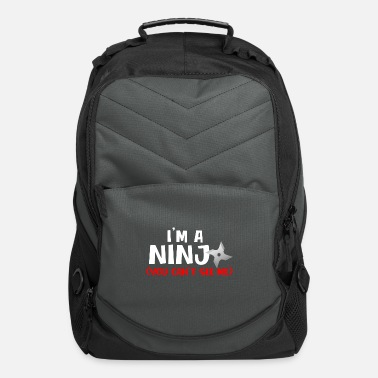 I'm a ninja - Computer Backpack