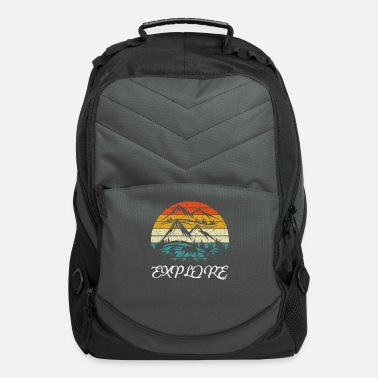 Explore Mountains Gifts/ hiking gifts - Computer Backpack