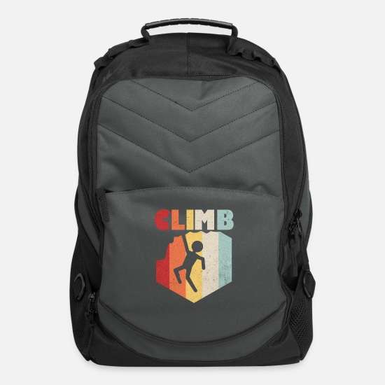Mountain Sports Bags & Backpacks - Climber - Computer Backpack charcoal