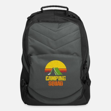Camping Camping - Computer Backpack