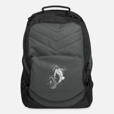 Stylish imaginative Koi - Computer Backpack