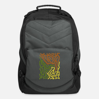 Primal Earthenwear - Computer Backpack