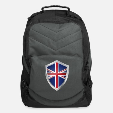 Union Jack Emblem Union Jack - Computer Backpack