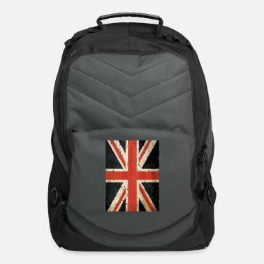 Union Jack union jack british flag - Computer Backpack