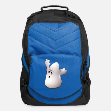 Porcelain Porcelain Ghost - Computer Backpack