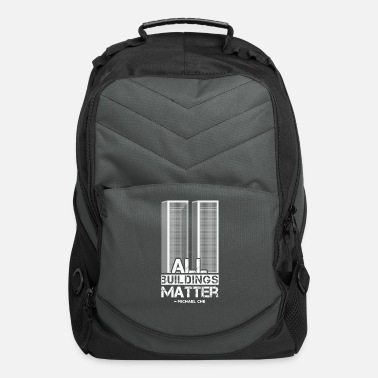 All Buildings Matter - Computer Backpack