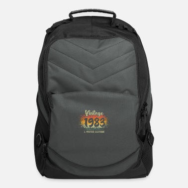 Edition Vintage 1983 Limited Edition Birthday Gift - Computer Backpack