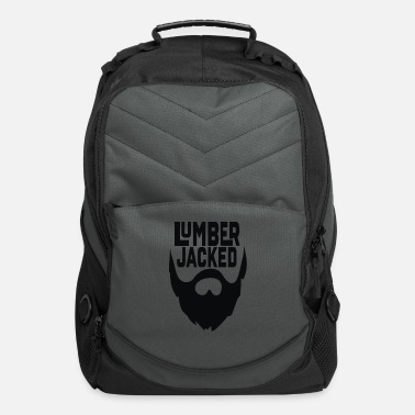 Lumber Lumber Jacked - Computer Backpack