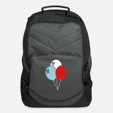 Congratulations Balloons - Computer Backpack