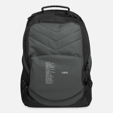 left wing, anti racism, anti fascism, donald trump - Computer Backpack