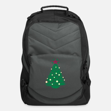 Santa Claus Happy New Year - Computer Backpack