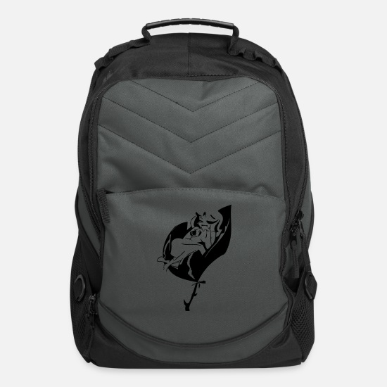Desire Bags & Backpacks - glamour girl - Computer Backpack charcoal