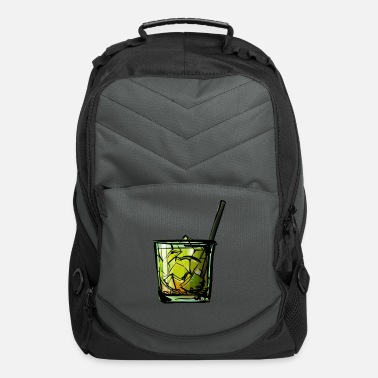 Tipple Caipirinha cocktail - Computer Backpack