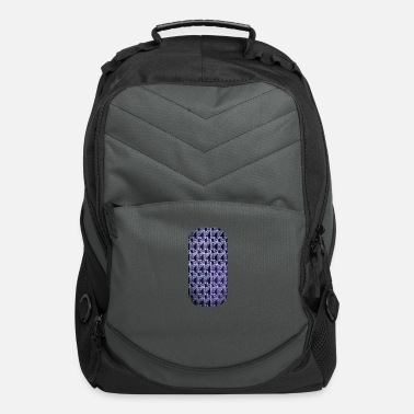 Luscious Luscious Purple Pattern - Computer Backpack